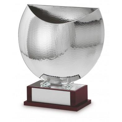 Forsølvet Messing Pokal # 310 - 410 mm