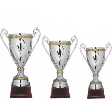 Sølvbelagt Pokal # 580 - 700 mm