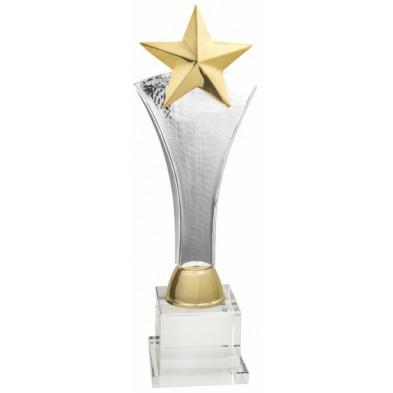 Sølv- og Guldbelagt Pokal # 440 mm