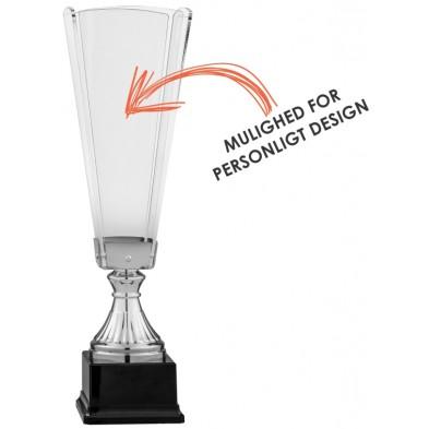 Åben Pokal med Personligt Motiv # 420 - 480 mm
