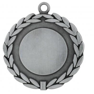 Medalje med løvkrans # Ø43 mm