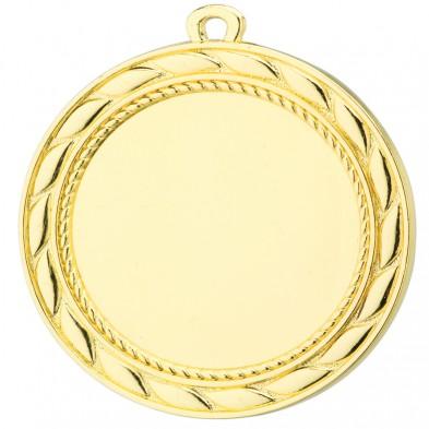 Medalje med kant # Ø70 mm