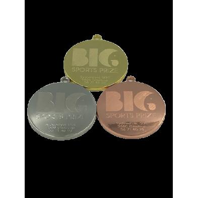 Medalje med eget logo # Ø32 mm