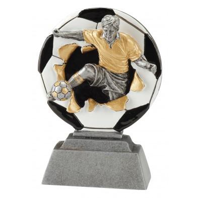 Mini X-plode Fodboldspiller Statuette # 70x100 mm