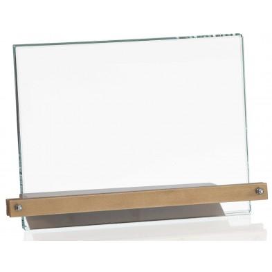 Firkantede Glasstatuetter # 195 - 215  mm