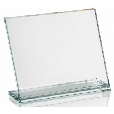 Firkantede Glasstatuetter # 155 - 195 mm