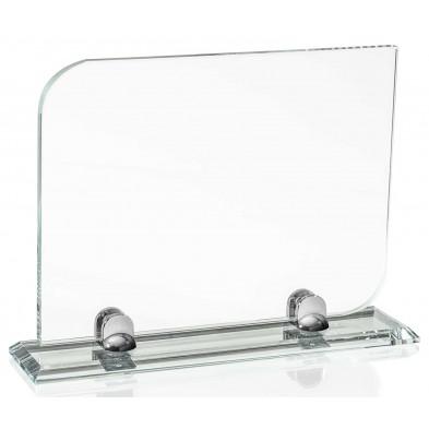 Firkantede Glasstatuetter # 190 - 210 mm
