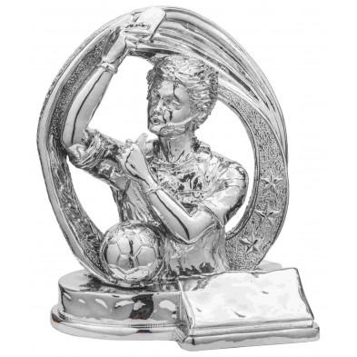 Statuette med Fodbold Dommer # 200 mm