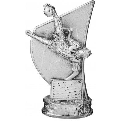 Statuette med Fodboldspiller # 270 mm