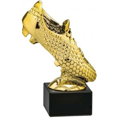 Statuette med Fodboldstøvle # 180 mm