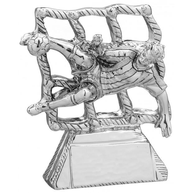 Statuette med Fodboldspiller # 160 mm