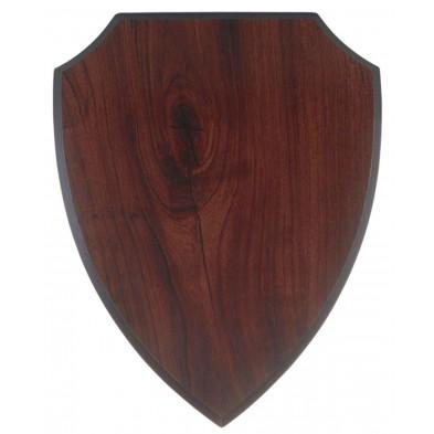 Træplakette med sublimering # 185 - 255 mm