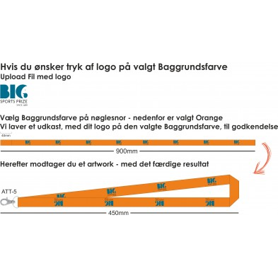 Vævet Logo Standard