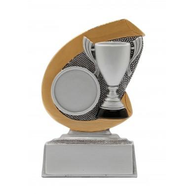 Lille figur # Pokal # 75x100 mm