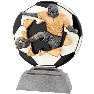Fodboldstatuetter # 5 størrelser # 135 - 230 mm