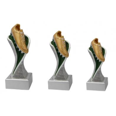 Fodboldsstatuetter # 145 - 195 mm