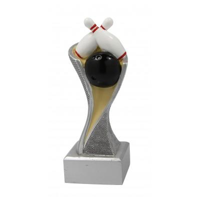 Bowlingstatuetter # 145 - 195 mm