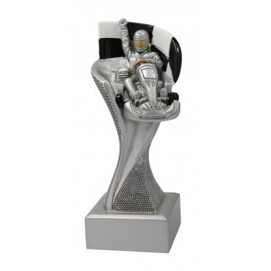 Gokart statuetter # 145 mm